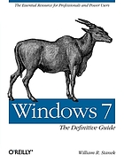 Windows 7 : the definitive guide