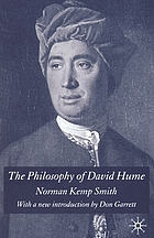 The philosophy of David Hume : a critical study of its origins and central doctrines