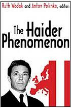 The Haider phenomenon in Austria