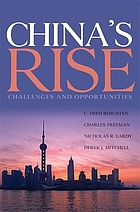 China's rise : challenges and opportunities