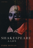 Shakespeare : a life