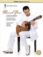 Concierto del sur, for guitar and orchestra