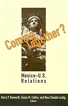 Coming together? Mexico-United States relations