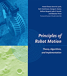 Principles of robot motion : theory, algorithms, and implementation