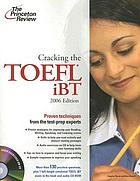 Cracking the TOEFL® iBT