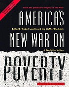 America's new war on poverty : a reader for action