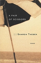 A pair of scissors : poems
