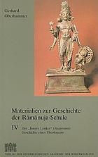 "Der ""Innere Lenker"" (Antaryāmī) : Geschichte eines Theologems"