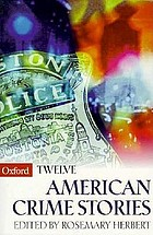 12 American crime stories