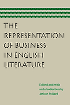 The representation of business in English literature