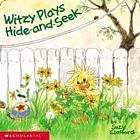 Witzy plays hide-and-seek