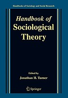 Handbook of sociological theory