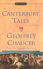 The Canterbury tales; a selection