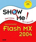 Show me Macromedia Flash MX 2004