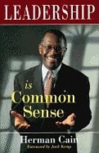 Leadership is common sense