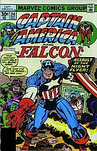 Captain America & the Falcon. the swine