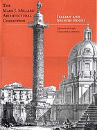 Italian and Spanish books : fifteenth through nineteenth centuries