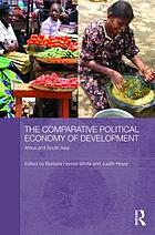 The comparative political economy of development : Africa and South Asia