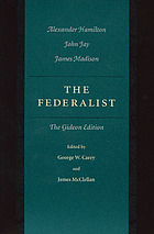 The Federalist.
