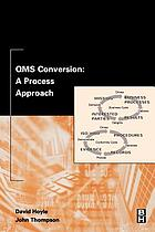 QMS conversion a process approach