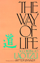 The way of life. A new translation of the Tao tê ching