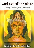 Understanding culture : theory, research, and application
