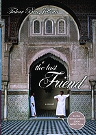 The last friend a novel
