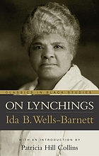 On lynchings: Southern horrors, A red record, Mob rule in New Orleans