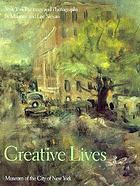 Creative lives : New York paintings and photographs by Maurice and Lee Sievan