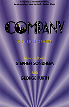 Company; a musical comedy