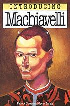 Machiavelli for beginners