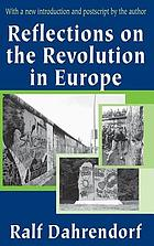 Reflections on the revolution in Europe : in a letter intended to have been sent to a gentleman in Warsaw