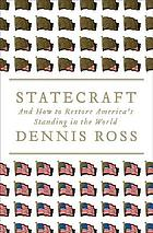 Statecraft : and how to restore America's standing in the world