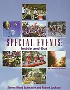 Special events inside & out