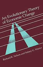 An evolutionary theory of economic change
