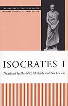 Isocrates : in 3 vol