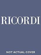 Adagio in sol minore per archi e organo : su due spunti tematici e su un basso numerato di Tomaso Albinoni