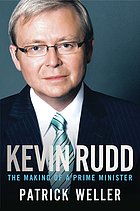 Kevin Rudd : twice prime minister