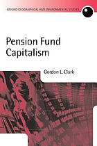 Pension fund capitalism