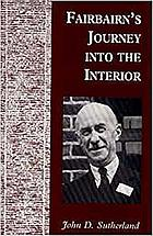 Fairbairn's journey into the interior