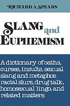Slang and euphemism : a dictionary of oaths, curses, insults, sexual slang and metaphor, racial slurs, drug talk, homosexual lingo, and related matters