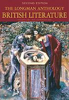 The Longman anthology of British literature