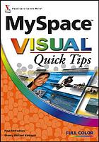 MySpace : VISUAL quick tips