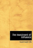 The investment of influence : a study of social sympathy and service