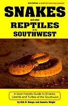Snakes and other reptiles of the Southwest