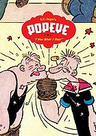 I yam what I yamPopeyeE.C. Segar's Popeye