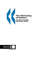 The well-being of nations : the role of human and social capital