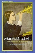 Maria Mitchell : the soul of an astronomer
