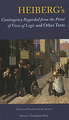 Heiberg's Contingency regarded from the point of view of logic and other texts
