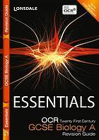 Essentials - OCR 21st century GCSE biology